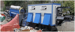 MOBILE RECYCLING STATION
